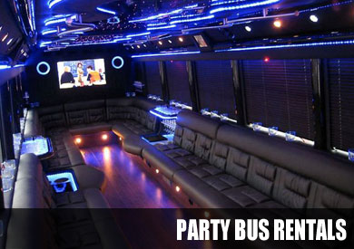 kids party bus rentals