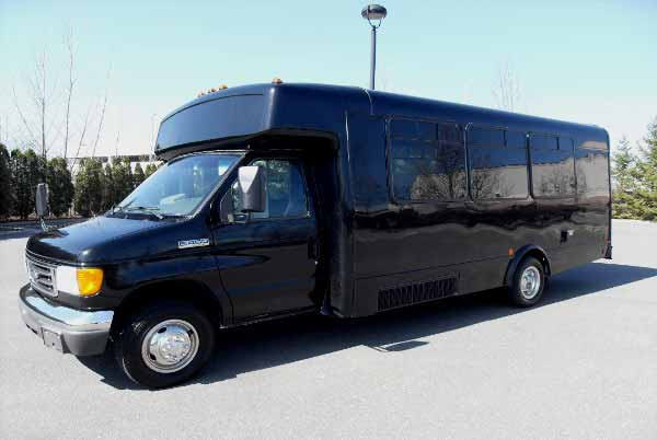 18 passenger party bus Largo