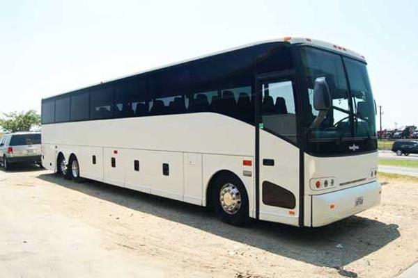 50 passenger charter bus St. Petersburg