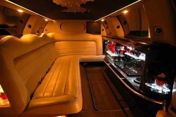 Lincoln limo rental New Port Richey